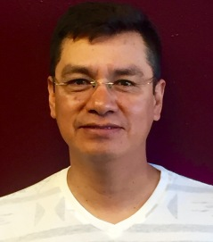 Colorado People's Alliance. Citizenship Class teacher. Luis Xoy