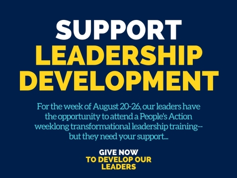 Support our leaders
